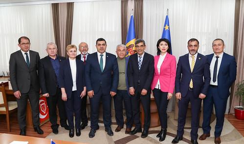 Встреча с представителями Турции