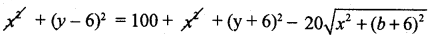 1st PUC Basic Maths Question Bank Chapter 16 Locus and its Equations - 2