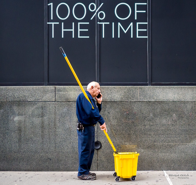 The New Yorkers - Full time worker