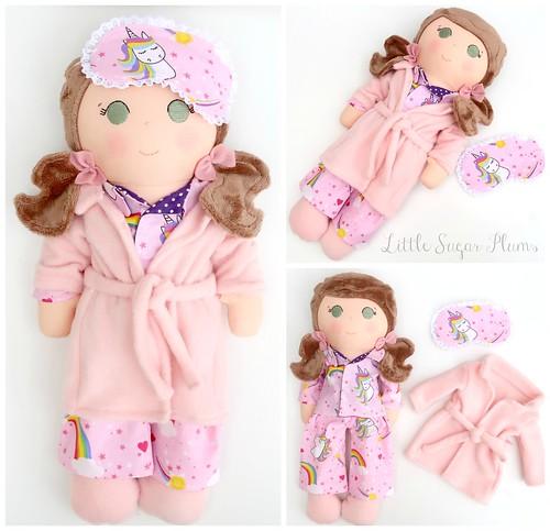 Bedtime doll