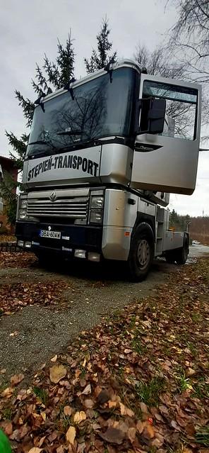 RENAULT STĘPIEŃ TRANSPORT 49 (PL)