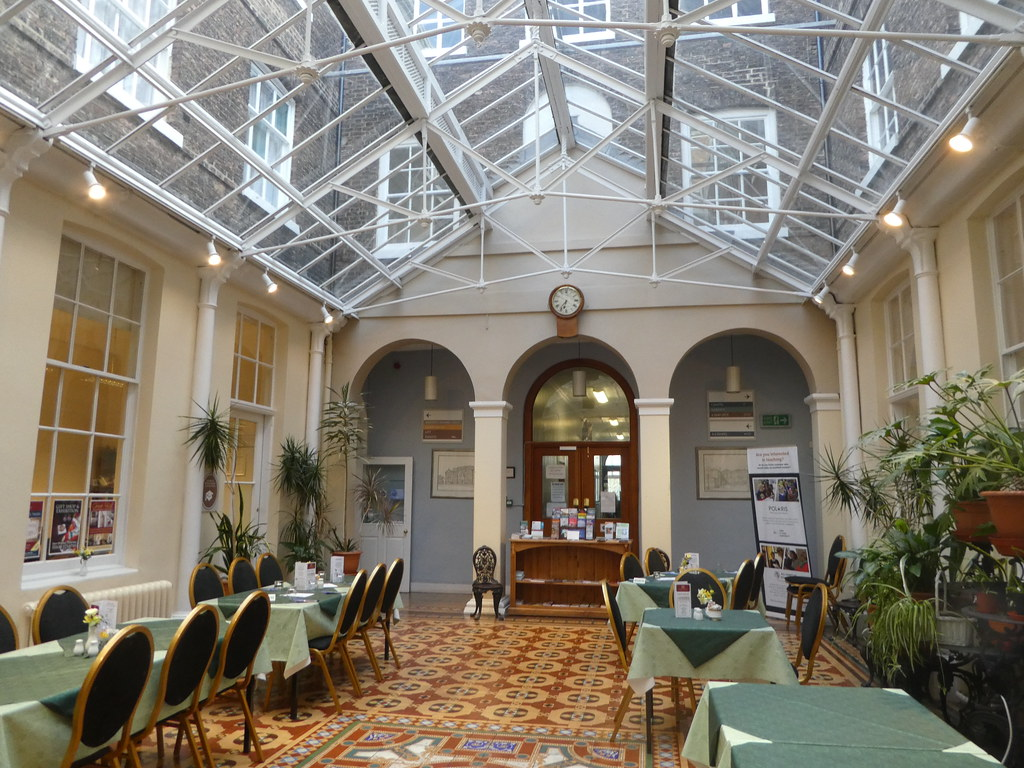 The Atrium Cafe, Bar Convent, York