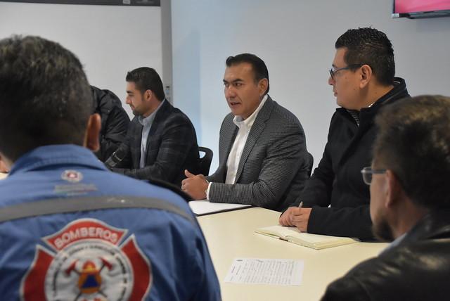 Reunión de Comité de Emergencias