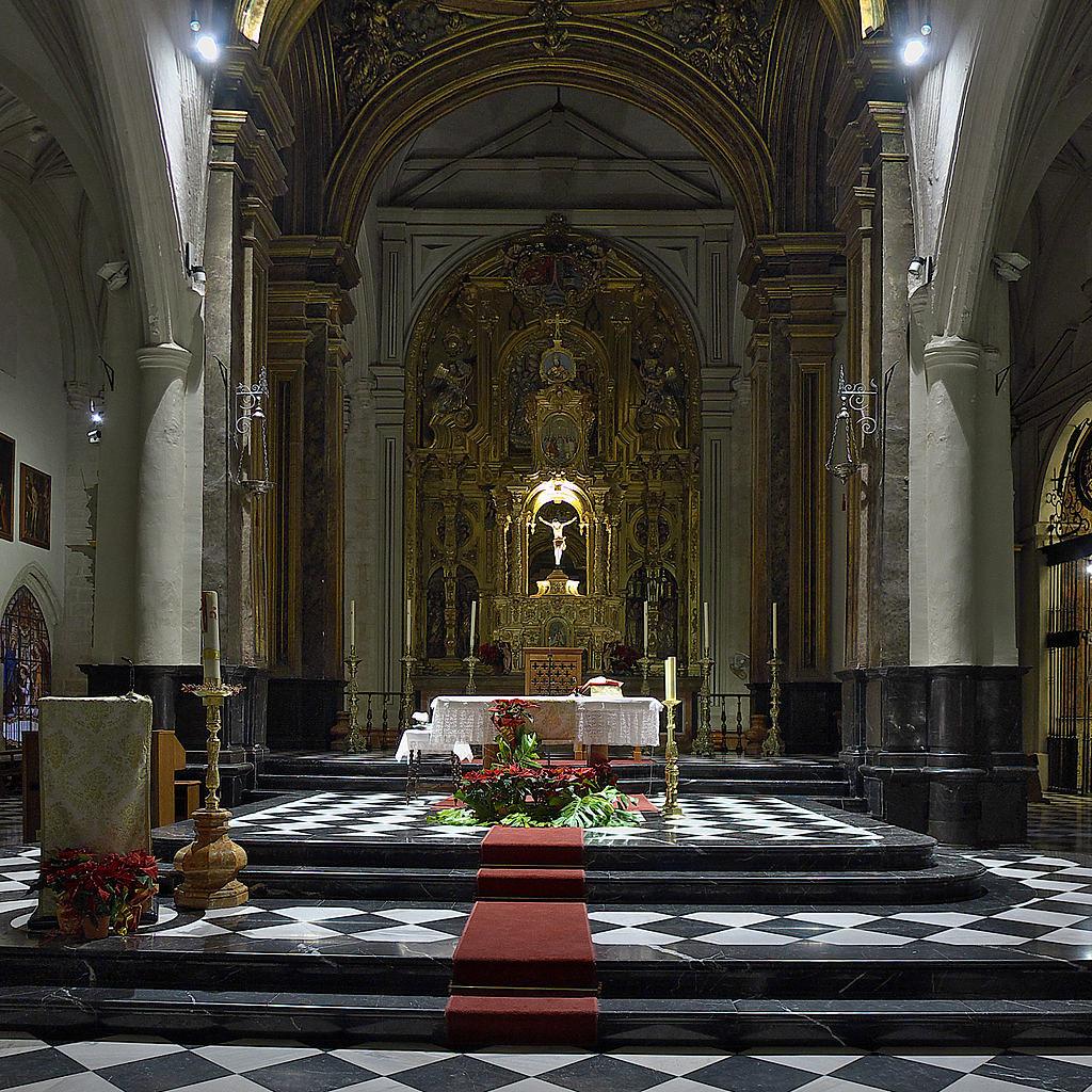 Basílica_de_San_Ildefonso_(Jaén)._Presbiterio