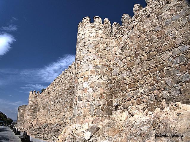 Ávila 20190920 24 muralla