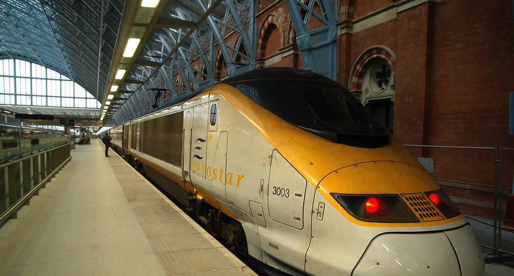Trein naar Londen | Weekend Londen met de trein