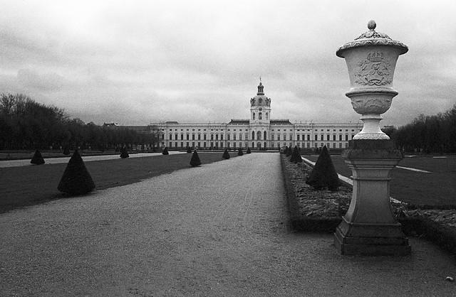 Mere Charlottenburg Slot