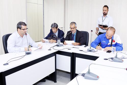 1ª Reunião Ordinária - Comissão de Saúde e Saneamento
