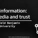 Mythinformation: AI, media and trust - Dr Garfield Benjamin - Winchester Skeptics - 2020-01-30