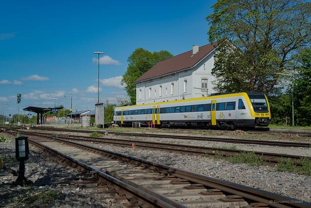 BR612 631-1 DB REGIO - HERBERTINGEN