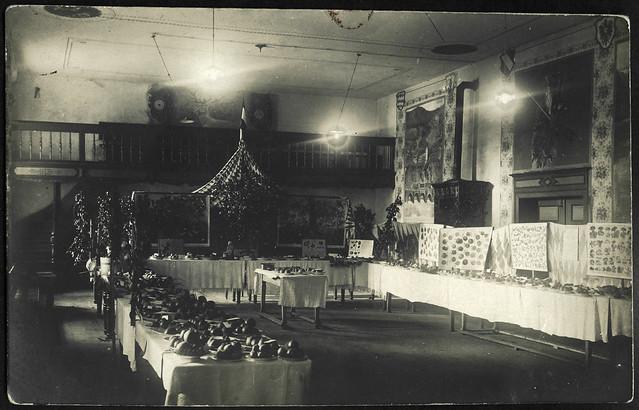 ArchivV196 Weihnachtsfeier in der Kriegszeit, WWI, 1914-1918
