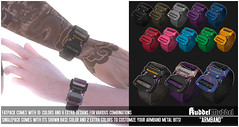 [KuddelMuddel] ARMBAND @The Mens Dept (Feb 5-28)