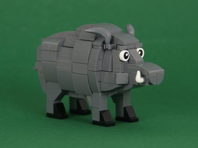 Wild Boar (Alive)