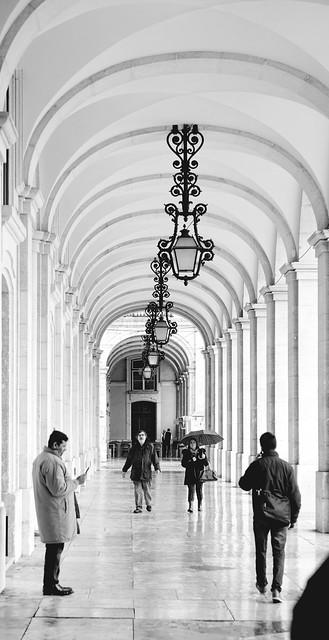 Lisbon Visit With Zofie