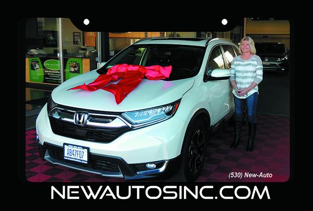 2018 Honda CRV Touring AWD