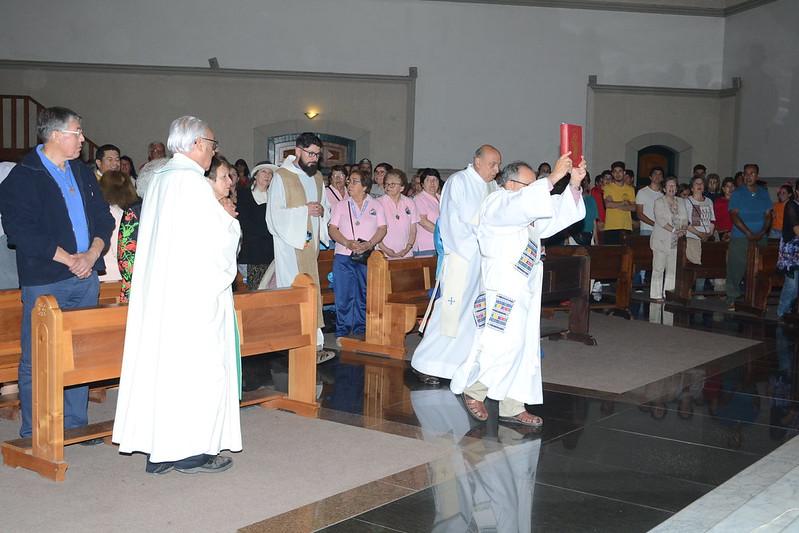 Celebración de la Fiesta de San Juan Bosco