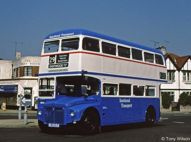 183CLT Southend Transport 109