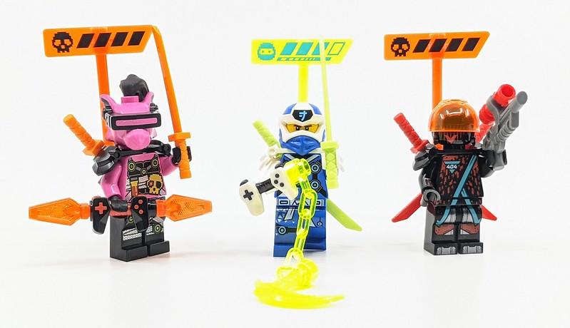 71708: LEGO NINJAGO Gamer's Market Set Review