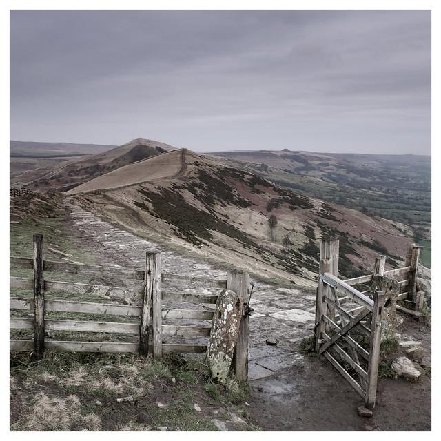 Great Ridge, Peak District