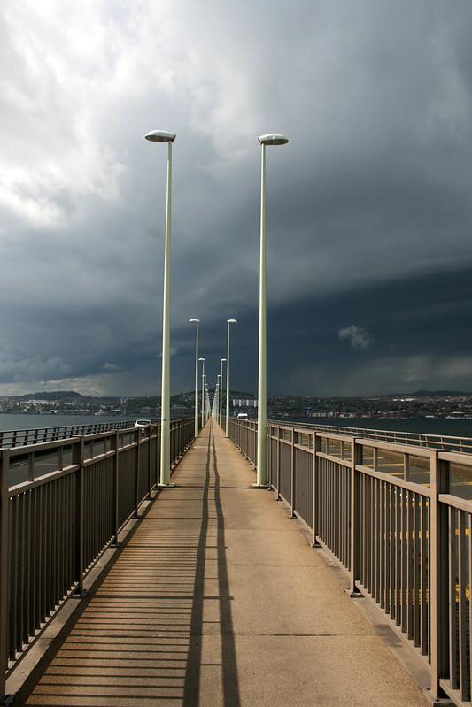 Crossing the Tay Bridge