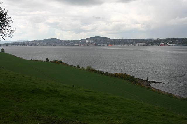 The Firth of Tay near Tayport