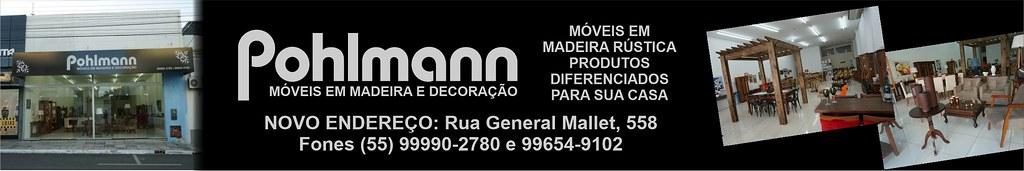 Conheça o novo endereço da Pohlmann Móveis em Madeira e Decoração