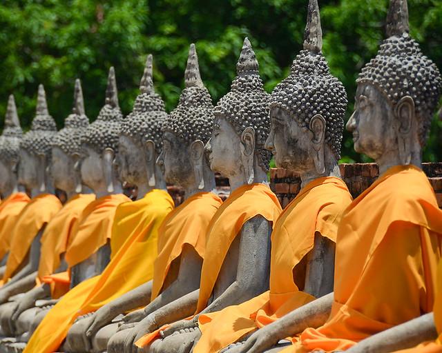 Retiro espiritual Wat Trivisudhidham