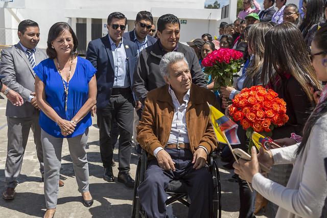 Inauguración UE Manuel del Pino
