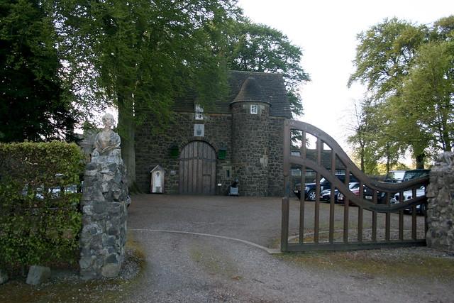 Earlshall Castle near Leuchars