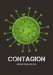 Contagion - Alternative Movie Poster