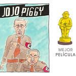 """Mejor Película: """"Jojo Piggy""""."""