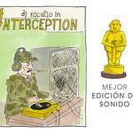 """Mejor Edición de sonido: Dj Nicatio con """"Interception"""""""