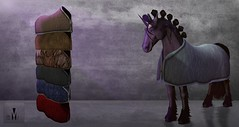 FORMME. Teegle Horse Blanket AD