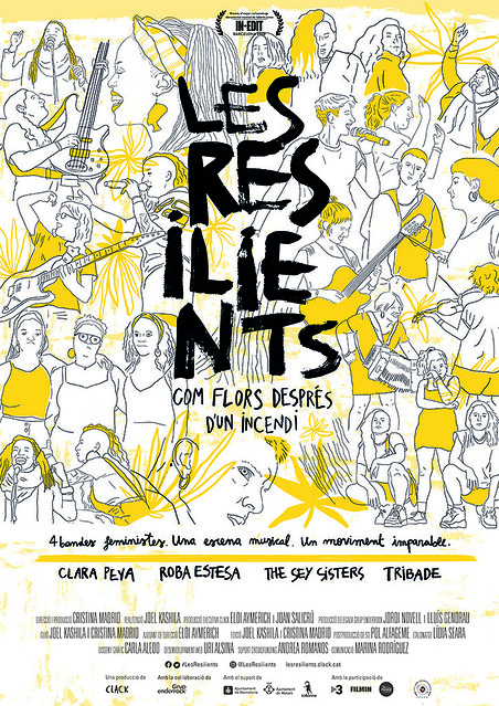 Cartell Les Resilients
