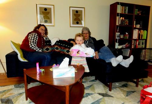 Emily, Cora, & Carol