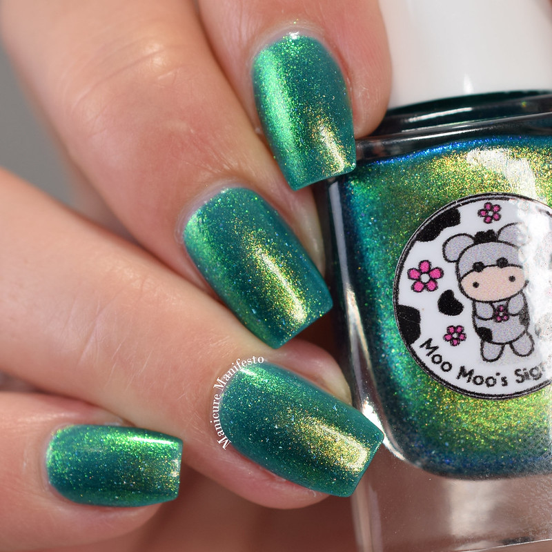 Moo Moo's Signatures Where Dragons Dwell swatch
