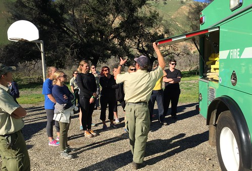 Women in Wildfire Basic Training Camp