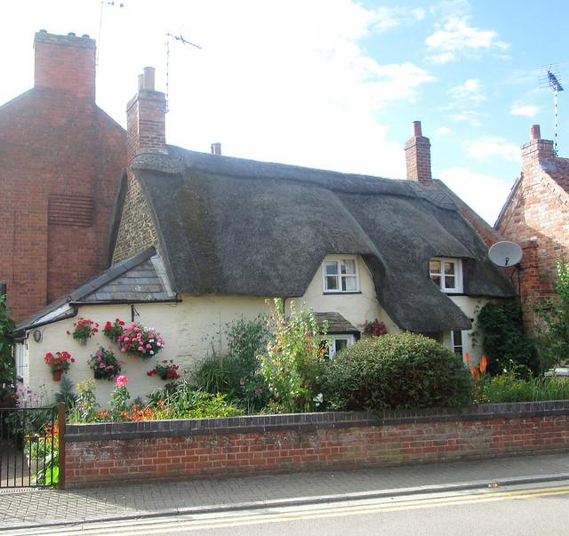 Thatched House, Oakham, Rutland