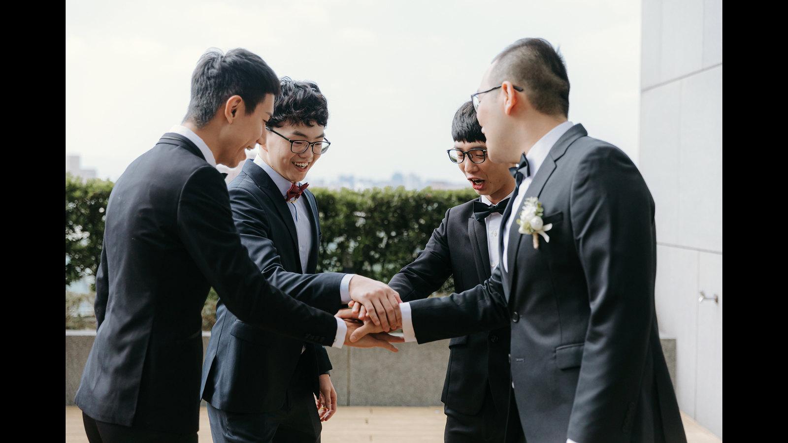 [婚攝] Bill & Ula 頤璽新莊晶冠館 婚禮精選