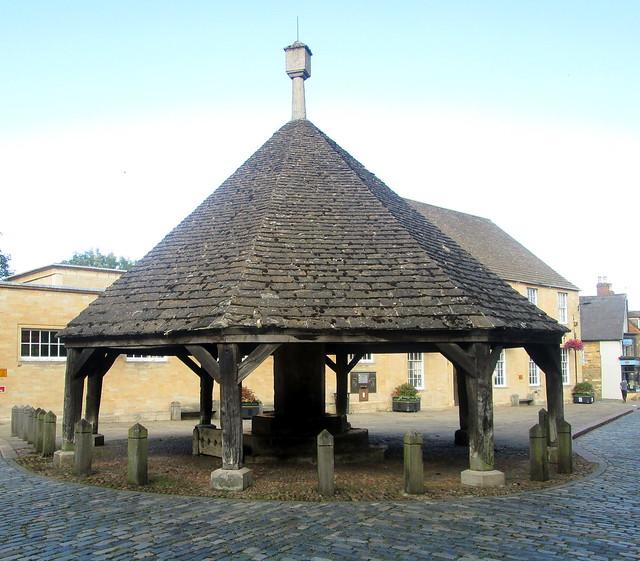 Oakham, Buttercross, Rutland