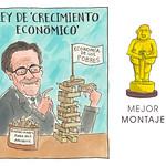 """Mejor Montaje: Carrasquilla con su """"Ley de Financiamiento""""."""