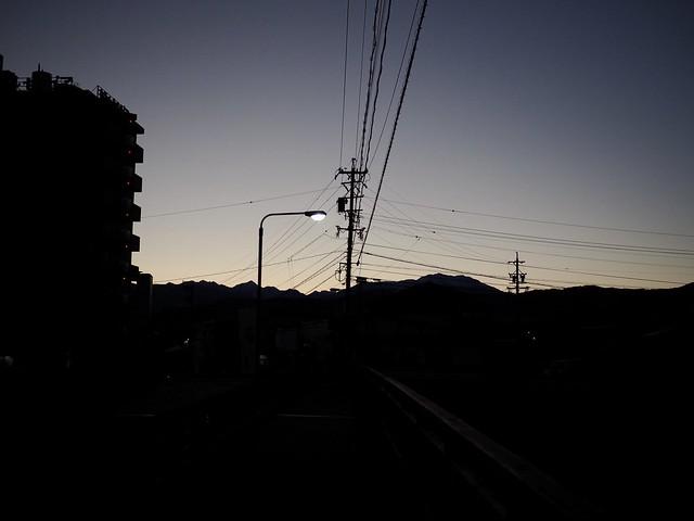 2020.2.2 朝散歩