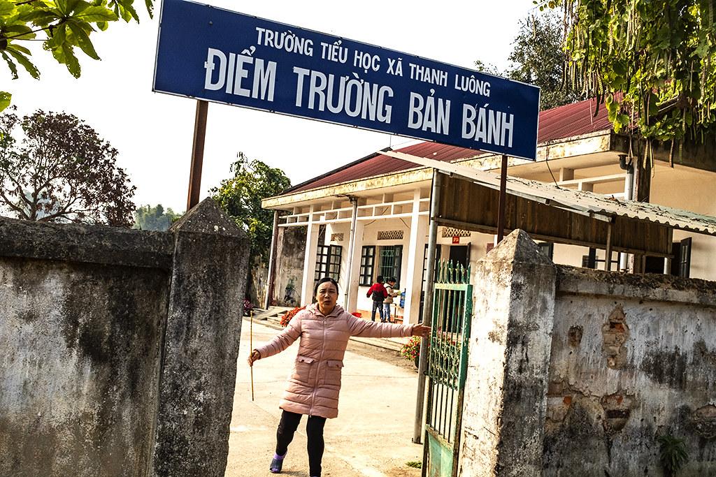 School--Ban Banh