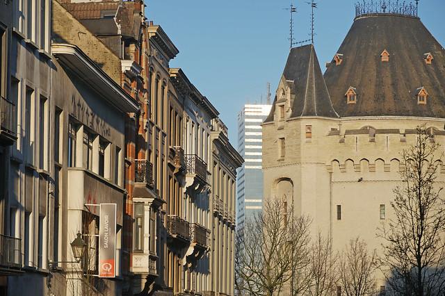 Rue de la Victoire - Saint-Gilles (Belgium)
