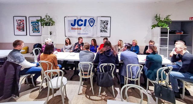 susitikimas su JCI