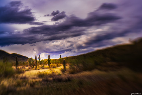 arizona artistic clouds cloudy desert fineart kenmickelphotography landscape lensbaby lensbabysweet35 outdoors phoenix sky southmountainpark nature photography unitedstatesofamerica