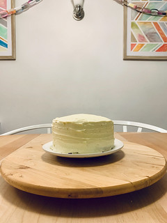 first test cake