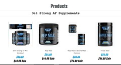 Best Muscle Building Products