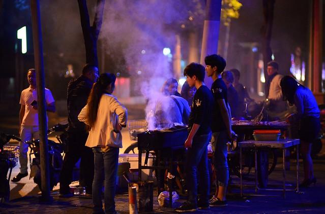 Shanghai - Street BBQ