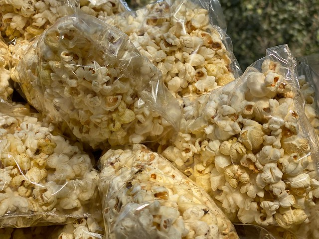 City Food - Pappu's Popcorn, Subhash Chander Bose Garden, Gurgaon